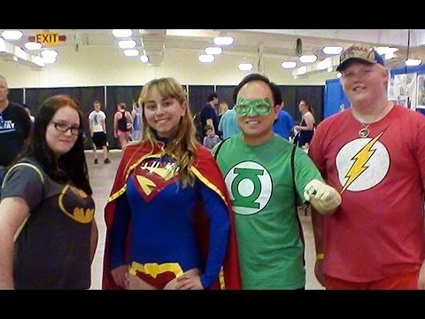 Smallville Comic-Con 2014 (Review)