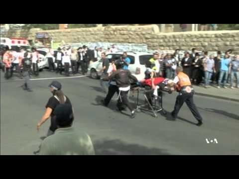 US Condemns Killings In Jerusalem Amid Boiling Tensions In Mideast