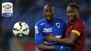 Roma - Sampdoria 0-2 - Highlights - Giornata 27 - Serie A TIM 2014/15