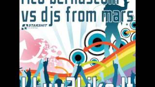 Rico Bernasconi vs Djs From Mars - Luv 2 Like It (Magnetix Project Remix)