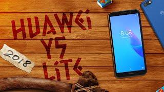 Huawei Y5 Lite 2018 обзор смартфона