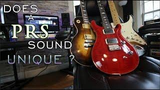 Do PRS Guitars Sound Unique?