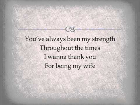 Al Martino-Thank You (For Being My Wife) (with Lyrics)