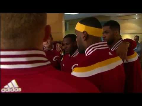 Lebron James Mic'd Up for Cavalier's Home Opener
