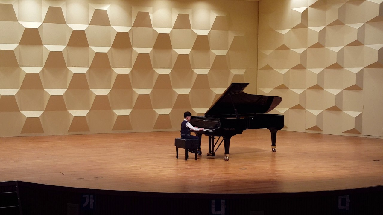 동서 음악 콩쿨