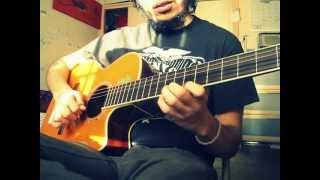 Inyo Kutse-I'm Forever Blowing Bubbles-(Emmet Ray-Solo Jazz Guitar)