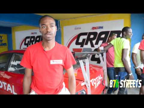Andre Anderson interview - Carnival of Speed 2017
