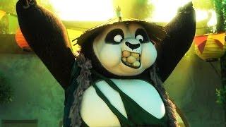 Кунг фу Панда 3 (2016)— русский трейлер