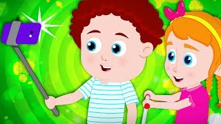 Selfie Song | Schoolies Cartoon Video For Kids and Children