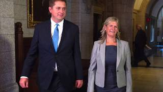 BATTLEGROUND SHOCKER: Grit MP dumps Trudeau for Tories!