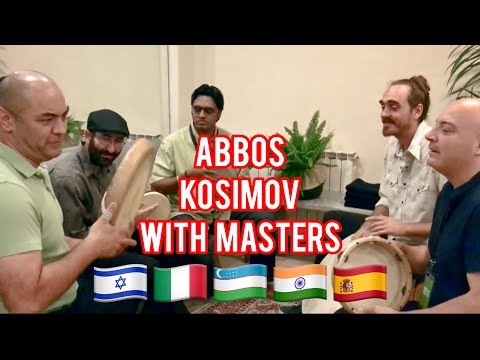 ABBOS KOSIMOV WITH