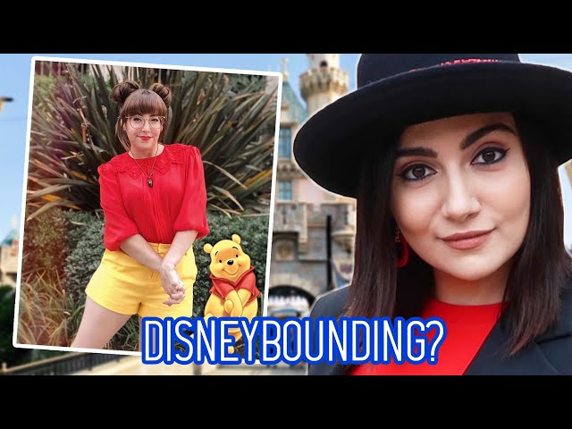 Dressing Like Disney Characters For A Day