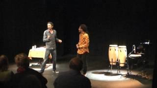 Tu Parles - Bande annonce - Luc Baba et Quentin Léonard