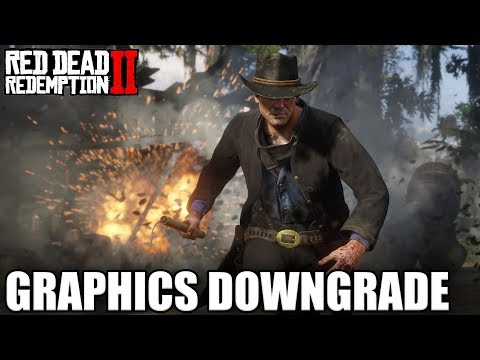 People Are Annoyed Rockstar Removed Ambient Occlusion From  Red Dead Redemption 2