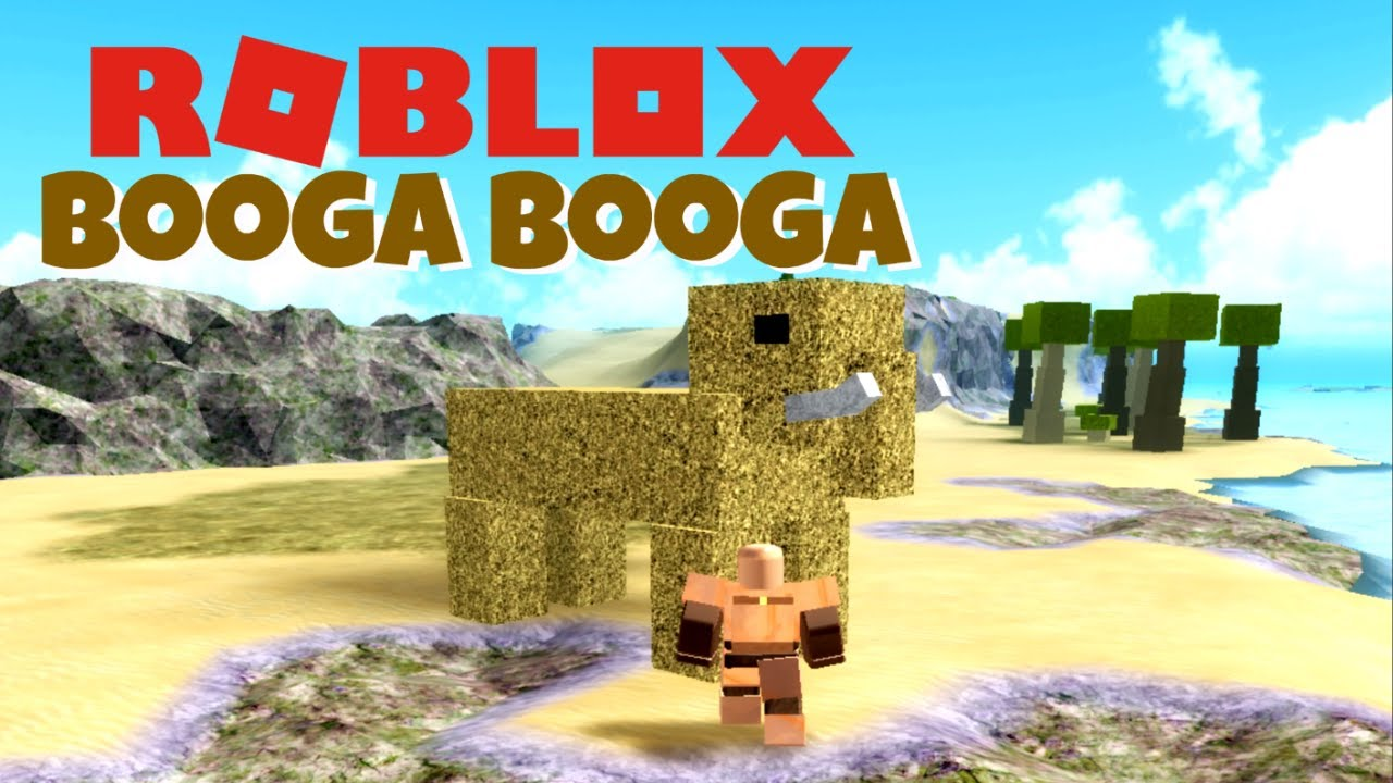 Roblox Booga Booga Noob Vs Pro Vs Hacker Giant Sand Mammoth Roblox Booga Booga Gameplay 2 Youtube