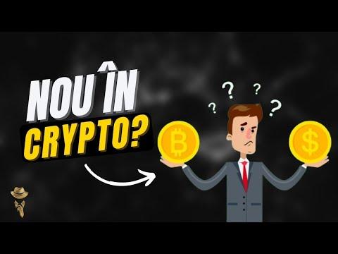 Ghidul incepatorului in crypto