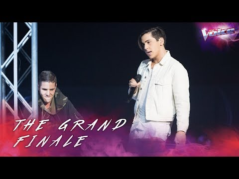 Grand Finale: Aydan Calafiore sings Runaway Baby | The Voice Australia 2018