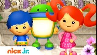 Equipo Umizoomi España   La cancion oficial de la serie   Nick Jr.   Música