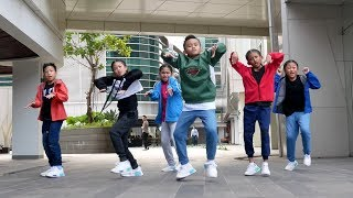 HIP HOP DANCE CHOREOGRAPHY KIDS HIPHOP DANCE VIDEO