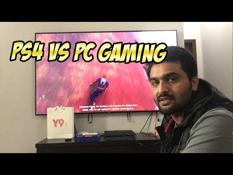 AM I REALLY A GAMER | PS4 VS PC | #HUAWEIY9S