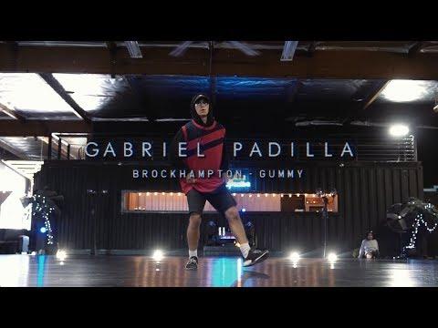 Gabriel Padilla | BROCKHAMPTON - Gummy | Snowglobe Perspective