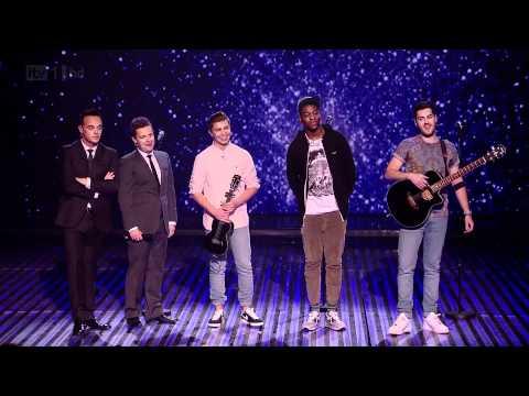 "#6 Loveable Rogues ""LIVE Semi Final 3"" ""HD"" Britains Got Talent 2012 BGT"