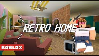 Roblox Bloxburg - Retro House (70K)