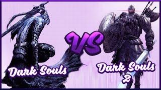 Dark Souls vs. Dark Souls 2