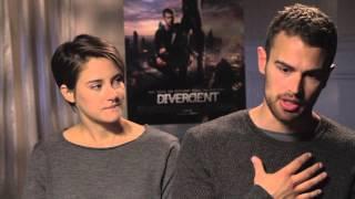 Divergent: The Fight Scenes