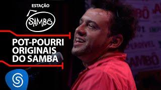 Baixar Sambô - Pot Pourri Originais do Samba (DVD Estação Sambô) [Vídeo oficial]