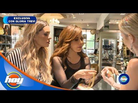 Gloria Trevi y Galilea Montijo se van de shopping | Hoy
