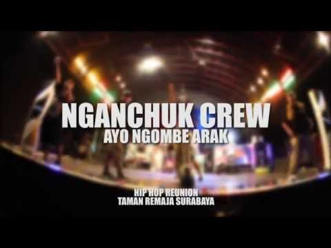 Nganchuk Crew - Ayo Ngombe Arak Live TRS