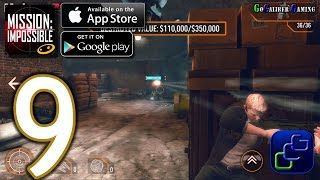 Mission Impossible: Rogue Nation Android iOS Walkthrough - Part 9 - London