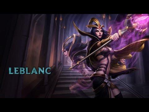 Focus de la présaison sur LeBlanc   Gameplay – League of Legends