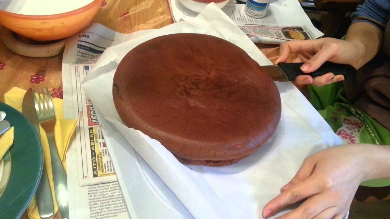 szülinapi torták fiúknak hazilag Szülinapi Sacher torta   YouTube szülinapi torták fiúknak hazilag