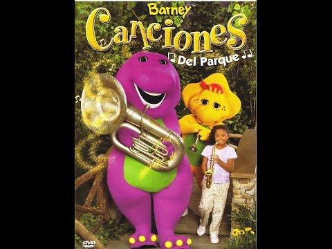 "Barney: Canciones Del Parque | ""Barney Songs from the Park"" (Spanish)"