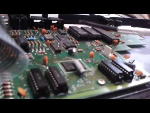 ZX Spectrum +2 Repair And RAM Test, How To.