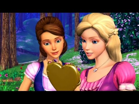 Barbie Girl Movies ✥ Barbie and the Diamond Castle 2008 ✥ Barbie Cartoons for Children 720p_FULL HD