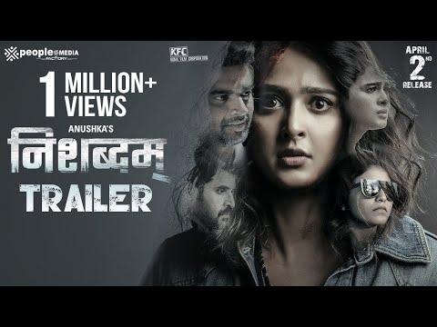 Nishabdham Trailer - Hindi | Anushka Shetty, R Madhavan | Silence Movie Trailer