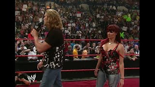 Edge Lita Torrie Wilson Segment WWE Raw 26/6/2006