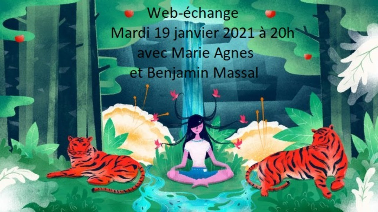 Web-échange Mardi 19 janvier 2021 à 20h