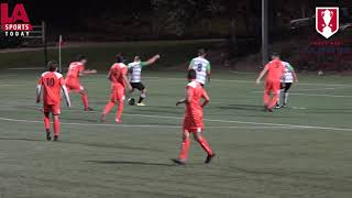 Buena Park FC got close but it wasn't enough to continue the road t...