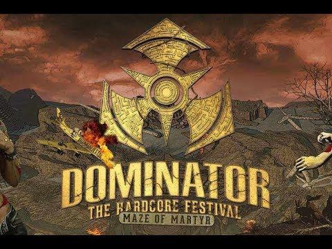 Dominator 2017 Maze of Martyr | Hardcore | Goosebumpers