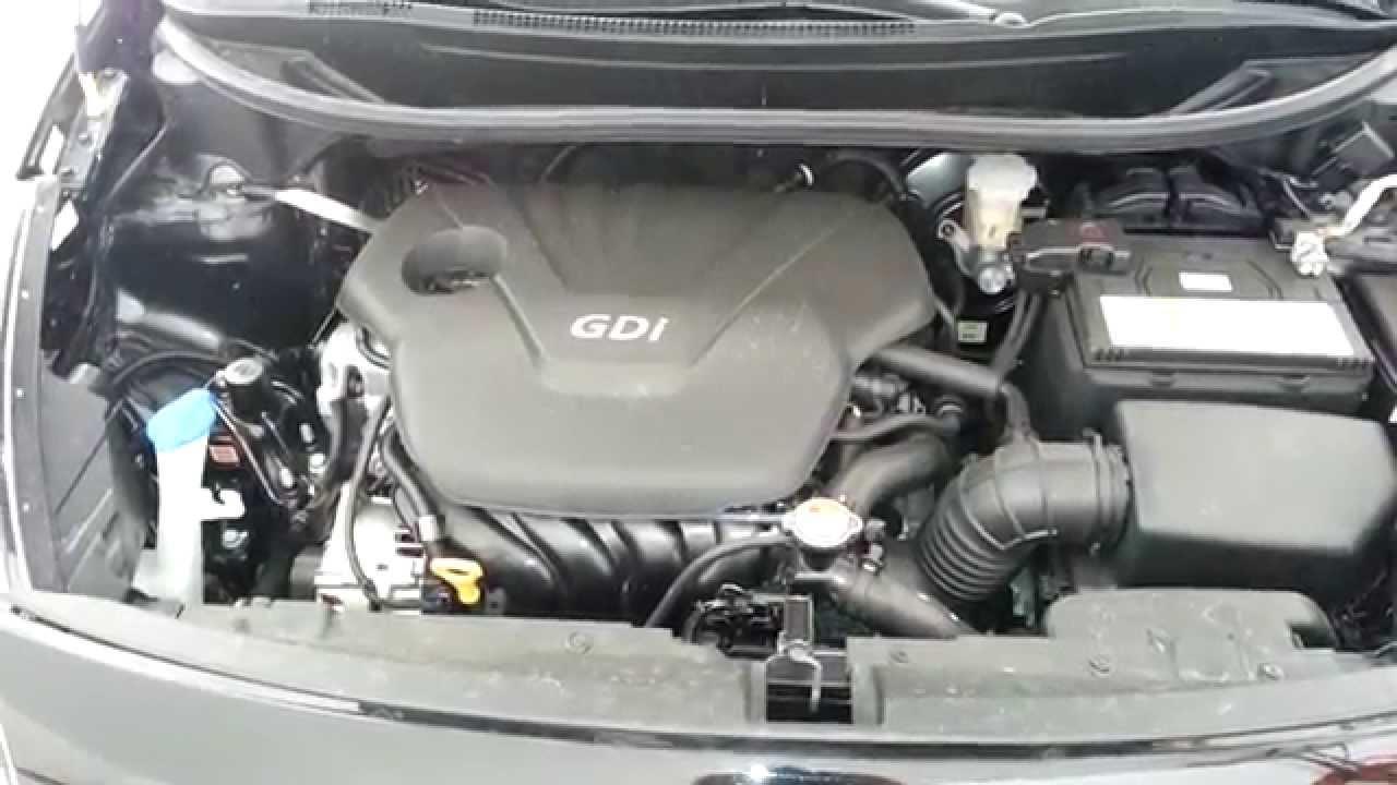 2014 Kia Rio Gamma 16L I4 GDI Engine Idling After Oil