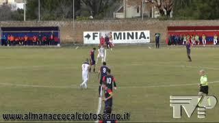 Serie D Girone E Flaminia-Cannara 0-0