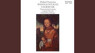 """Deutsches Magnificat """"Meine Seel erhebt den Herren"""": Teil III - Sinfonia"""