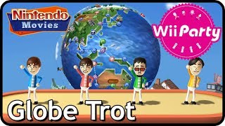 Wii Party: Globe Trot (2 players, Master Difficulty)