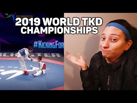 My Thoughts on the 2019 World Taekwondo Championships