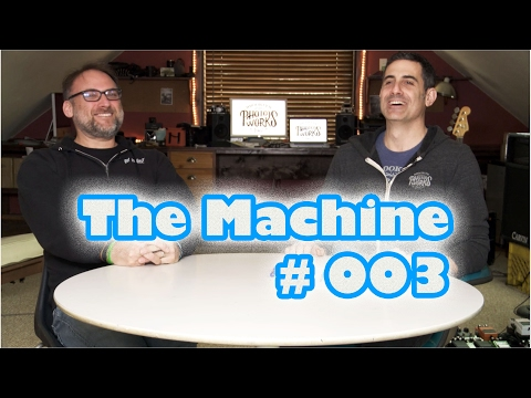 BrooklynPhotoWorks The Machine Episode 003: Bogus Contracts, Data Recovery, Copyrights.