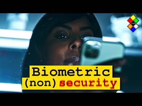 Why biometric security fails at being secure